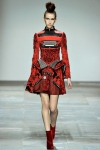 London Fashion Week: Mary Katrantzou Fall 2012 RTW